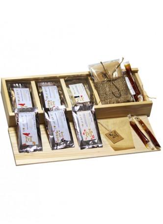 Tea Treasure Tea Assortment Gift Box - Green Tea
