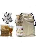 Tea Treasure Lemon Tulsi Green Tea Travel Kit