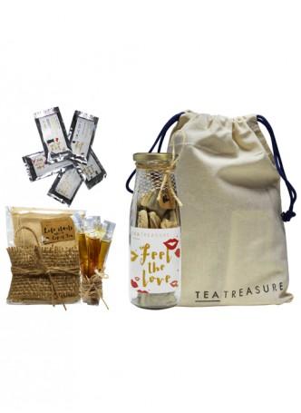 Tea Treasure Minty Fusion Green Tea Travel Kit