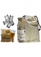 Tea Treasure Zesty Lemon Green Tea Travel Kit