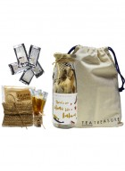 Tea Treasure Kashmiri Kahwa Green Tea Travel Kit