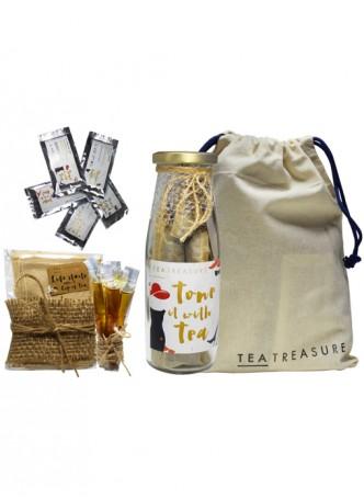 Tea Treasure Slimming Tea Travel Kit