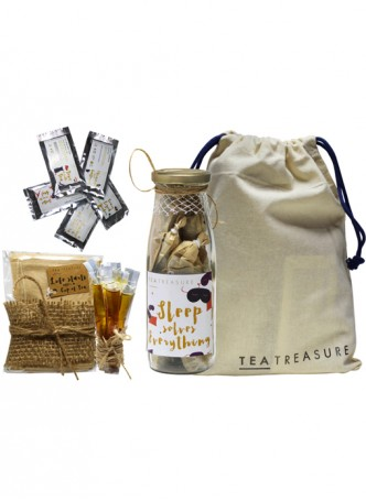 Tea Treasure Sweet Dreams Tea Travel Kit