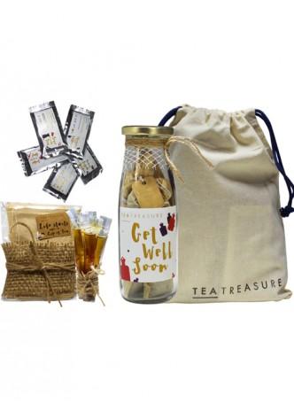 Tea Treasure Immunity Booster Tea Travel Kit
