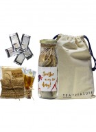 Tea Treasure Herbal Tisane Tea Travel Kit