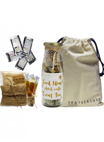 Tea Treasure Darjeeling First Flush Travel Kit