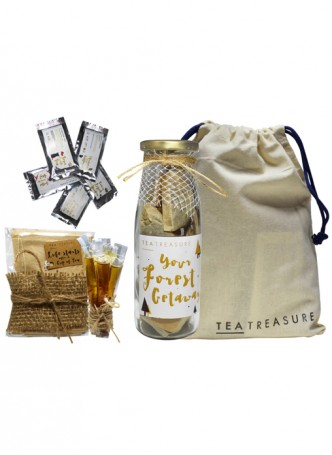Tea Treasure Darjeeling Second Flush Travel Kit