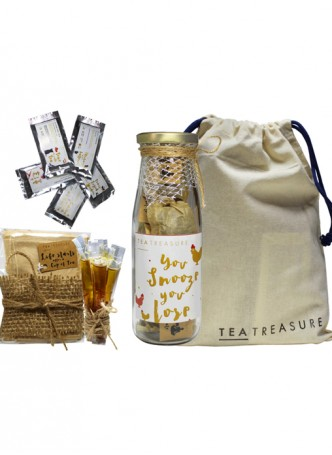 Tea Treasure English Breakfast Tea Travel Kit