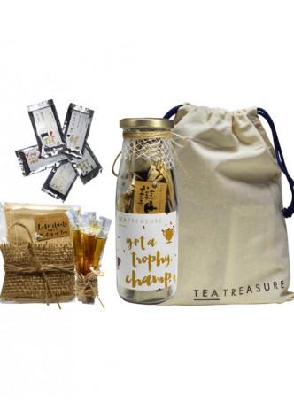 Tea Treasure Silver Needle White Tea Travel kit
