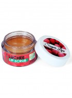 The Nature's Co Lychee Sugar Lip Scrub