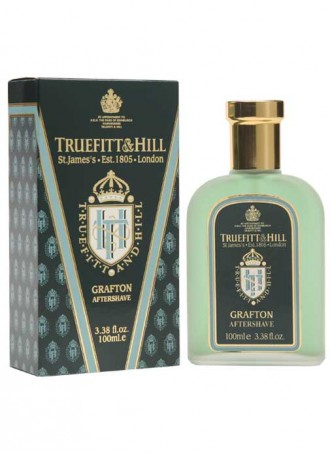 Truefitt And Hill Grafton Aftershave Splash
