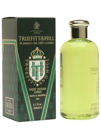 Truefitt And Hill West Indian Limes Bath And Shower Gel