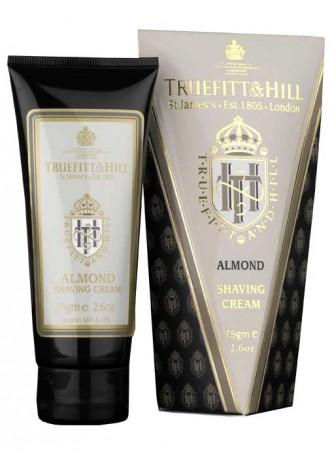 Truefitt And Hill Almond Shave Cream Tube