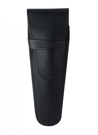 Truefitt And Hill Leather Razor Pouch - Black
