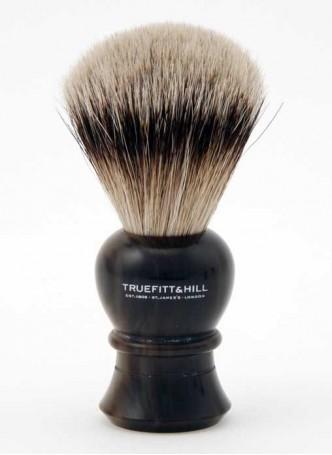 Truefitt And Hill Black - Shave Brush - Regency