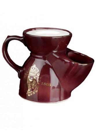 Truefitt And Hill Red Shaving Mug