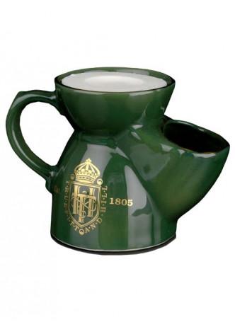 Truefitt And Hill Green Shaving Mug