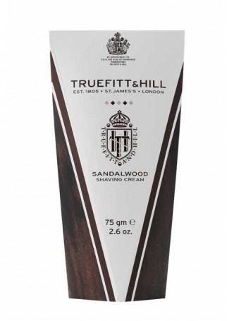 Truefitt And Hill New Sandalwood Shave Cream Tube