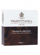 Truefitt And Hill Sandalwood Luxury Shaving Soap Refill