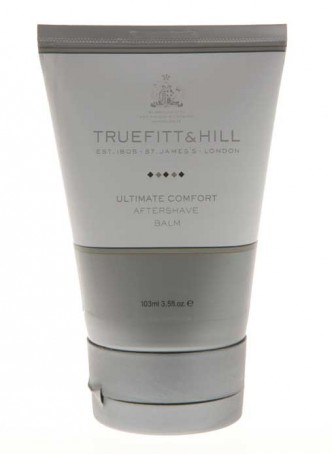 Truefitt And Hill Ultimate Comfort Aftershave Balm Travel Tube