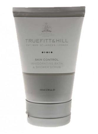 Truefitt And Hill Skin Control Invigorating Bath And Shower Scrub Tube