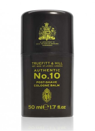 Truefitt And Hill Authentic No. 10 Post Shave Balm