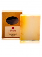 Tvam Handmade Soap - Almond, Saffron and Goats Milk