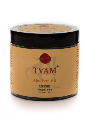 Tvam Aloe Vera Body Gel - Cucumber