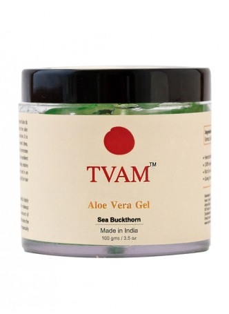 Tvam Aloe Vera Body Gel - Sea Buckthorn