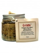 Tvam Bath Salt - Green Tea and Mint