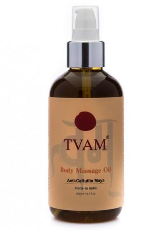 Tvam Body Massage Oil - Anti Cellulite Maya