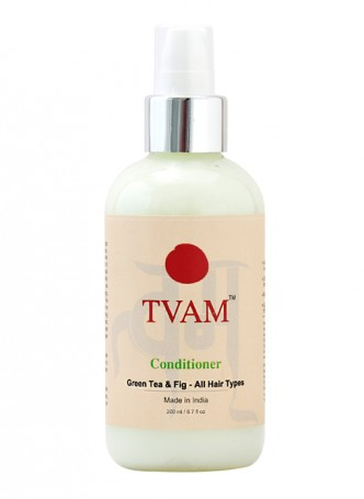 Tvam Conditioner - Green Tea and Fig 200ml