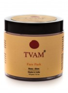 Tvam Face Pack - Rose - Glow