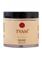 Tvam Face Mask -Gold Peel off