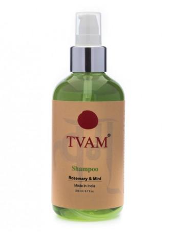 Tvam Shampoo - Rosemary and Mint