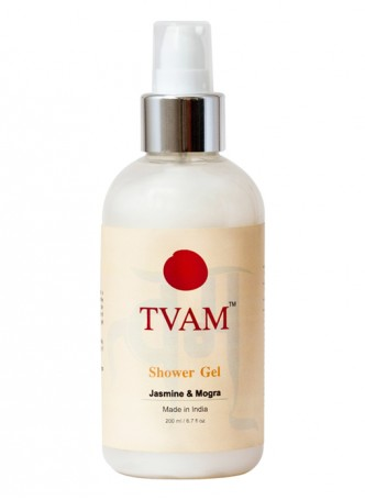 Tvam Shower Gel - Jasmine and Mogra