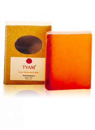 Tvam Handmade Soap - Woody Sandalwood