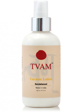 Tvam Fairness Lotion - Sandalwood
