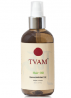 Tvam Hair Oil - Henna  Anti Hair Fall