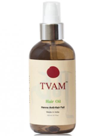 Tvam Hair Oil - Henna Anti Hair Fall