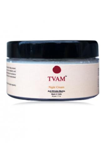Tvam Night Cream - Anti-Wrinkle Mantra