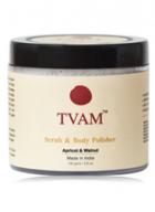 Tvam Scrub and Body Polisher - Apricot and Walnut