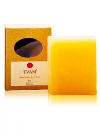 Tvam Handmade Soap - Gold