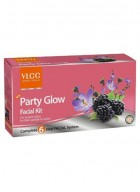 VLCC Papaya Fruit Facial Kit 50 gm Set of 5-Pack of 2