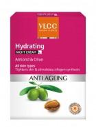 VLCC Anti-Ageing Hydrating Night Cream