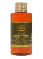 Vana Vidhi Darjeeling Green Tea Natural Face Wash