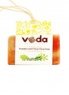 Veda Essence Pumpkinseed Ylang Ylang Natural Handmade Soap (pack of 2)