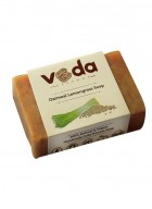 Veda Essence Oatmeal Lemongrass Natural Handmade Soap (pack of 2)