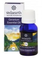 Vedaearth Geranium Essential Oil