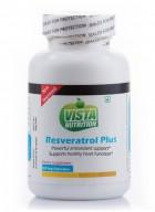 Vista Nutrition ResveratrolGreen Tea Vitamin C Grapeseed Plus